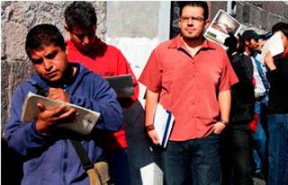 Fundación Milenio La tasa de desempleo bajó de 5.4% a 2.7% hasta el 2011
