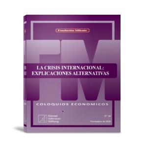 Coloquio económico 20 La crisis internacional explicaciones alternativas