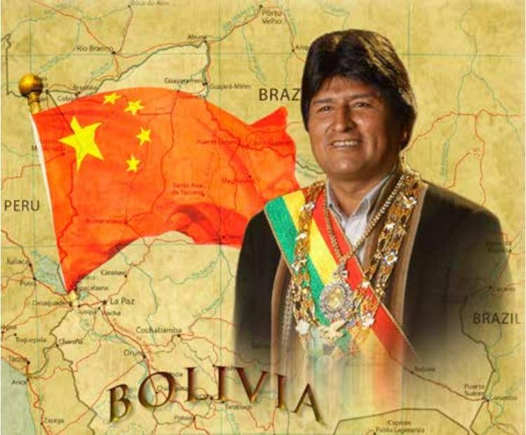 Participación china en Bolivia Evan Ellis