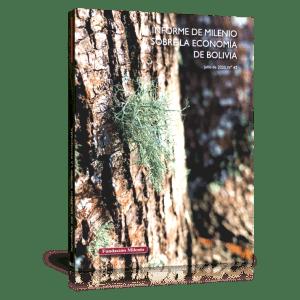 Tapa Informe de Milenio sobre la Economía de Bolivia 2020 No. 42. 40