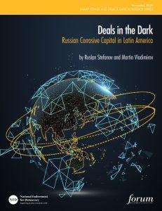 Deals in the Dark Russian Corrosive Capital in Latin America Stefanov Vladimirov Nov 2020