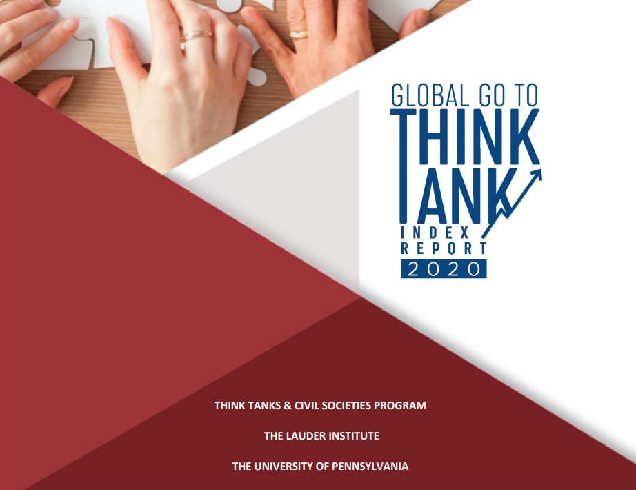 Fundacion Milenio en el ranking mundial de los mejores think tanks de Sudamerica
